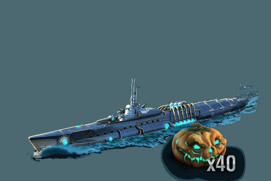 Halloween 2018: Terror of the Deep